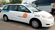 Vanpool, Carpool, SCOOT