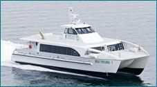 seattle fast ferry schedule