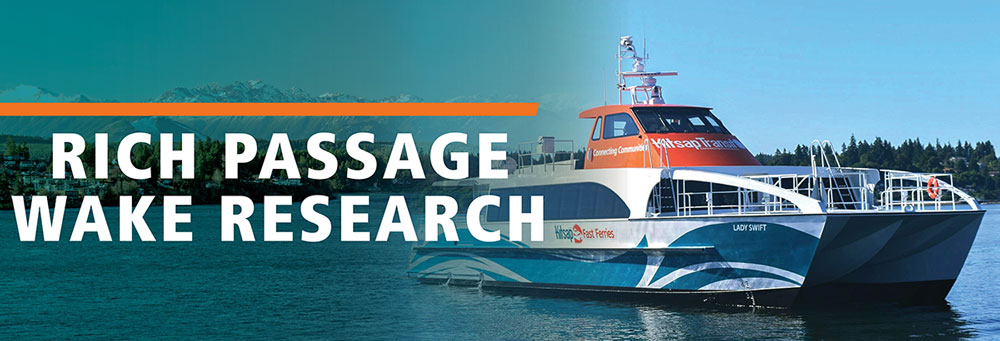 Rich Passage Wake Research